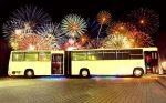 Аренда заказать Party Bus Silver Bus Киев цена
