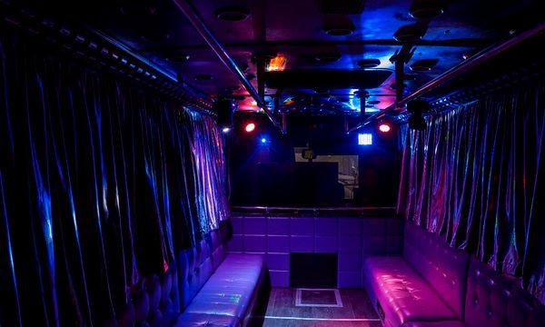 Party Bus Silver Bus на прокат в киеве
