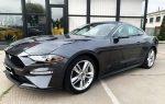 Аренда автомобиля Ford Mustang GT серый 2018 Киев цена