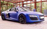 Аренда автомобиля Audi R8 2013 год Киев цена
