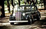 Аренда ретро автомобиля Opel Admiral черный Киев цена