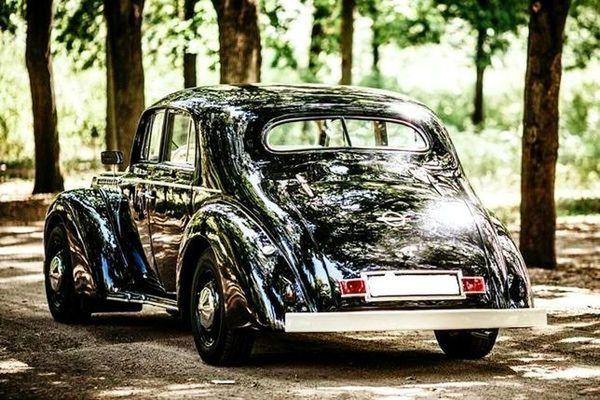 Opel Admiral прокат аренда ретро авто
