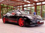 Аренда автомобиля Porsche 911 2007 год Киев цена