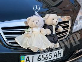 Композиция мишки Жених и невеста