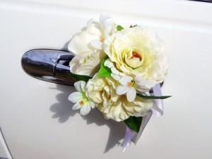 """Бутоньерка """"Свадебная капля"""""""