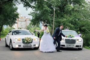 Вас интересует транспорт для свадьбы?