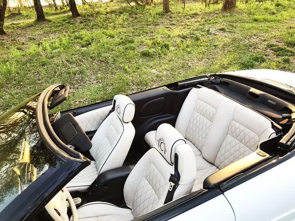 Chrysler Sebring белый кабриолет аренда