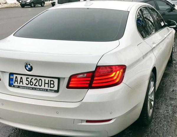 BMW 530 белая на свадьбу киев