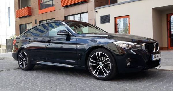 BMW Gran Turismo М3 прокат аренда