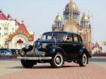 Прокат ретро автомобиля Buick черный Киев цена