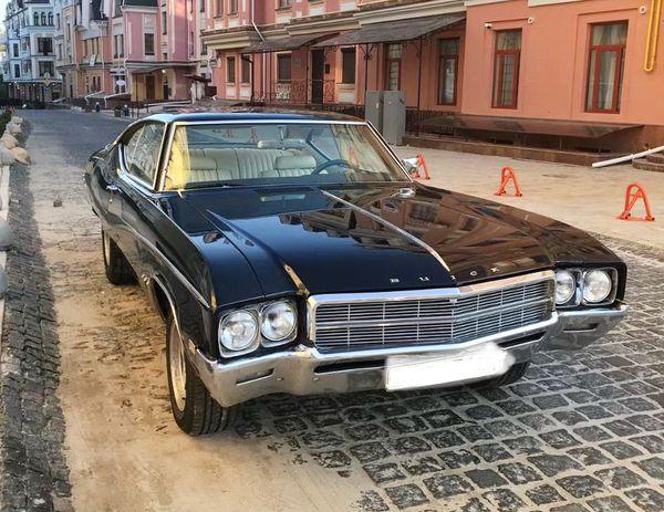 Buick Skylark Custom на свадьбу сьемки киев