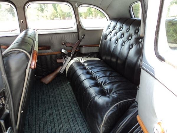 Chevrolet Master de Lux ретро автомобиль