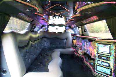 Chrysler 300C лимузин ванильный