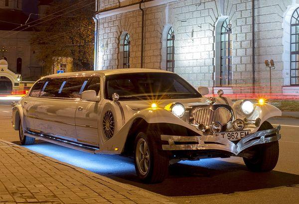 Аренда эскалибур лимузин киев