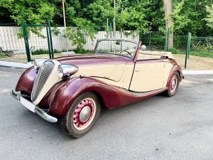Fiat Topolino прокат аренда киев цена