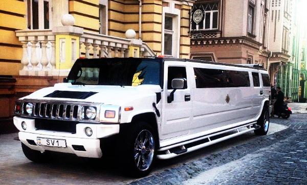 Hummer H2 лимузин прокат аренда