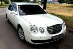 Аренда автомобиля KIA Opirus белый
