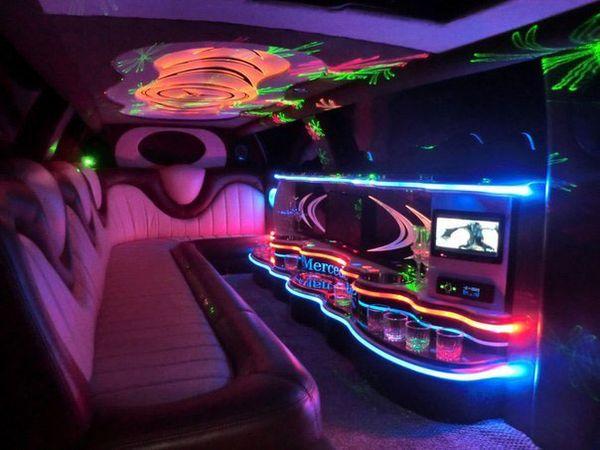 Limuzin-Mercedes-Benz-W221 лимузин прокат аренда