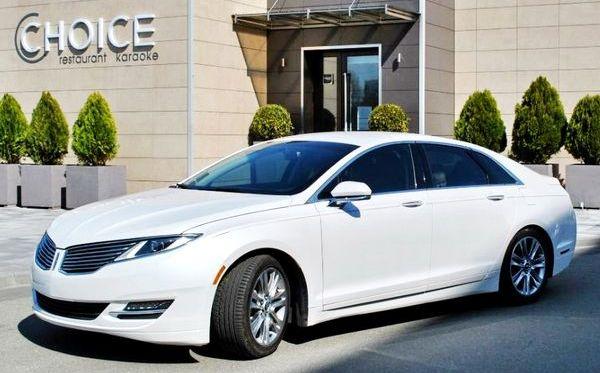 Lincoln MKZ Hybrid прокат авто на свадьбу