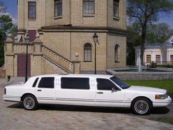 Lincoln Town Car 1997 год