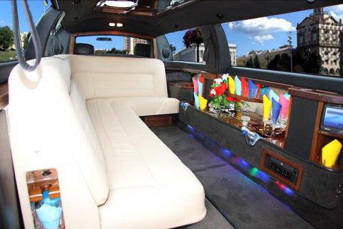 Lincoln Town Car 120 лимузин