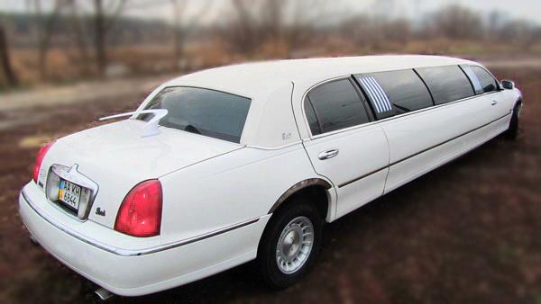 Lincoln Town Car 120 Royal лимузин