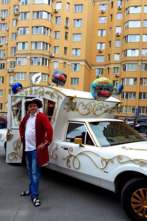 Прокат Excalibur лимузин карета
