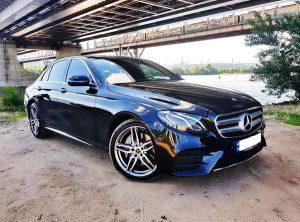 Mercedes W213 E220d арендовать на свадьбу трансфер борисполь
