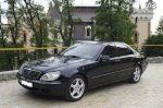 Аренда Mercedes W220 S500L черный авто бизнес класса Киев цена