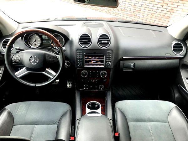 Внедорожник Mercedes-Benz GL350CDI 2011 аренда