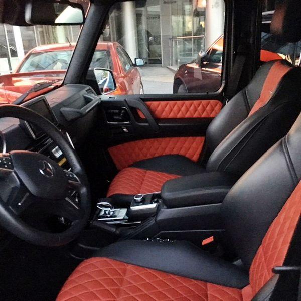 Mercedes Gelentwagen AMG63 с водителем