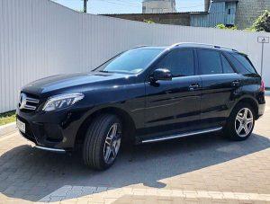 Mercedes ML400 заказать в аренду в киеве