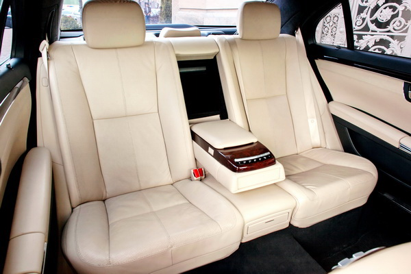 Mercedes S класса 221 прокат аренда