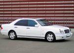 Аренда авто Mercedes W210 белый Киев цена