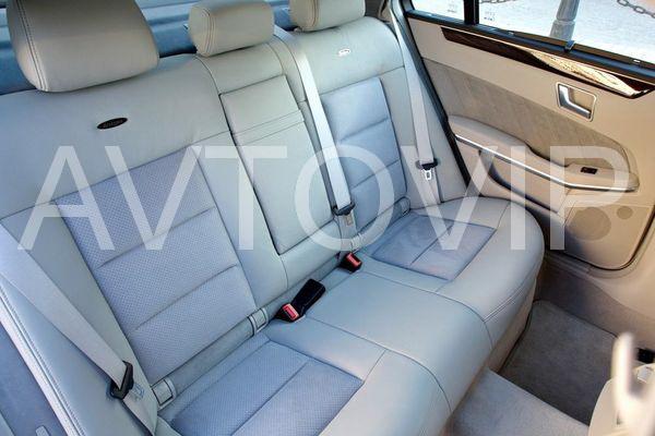 Mercedes W212 E220 прокат аренда