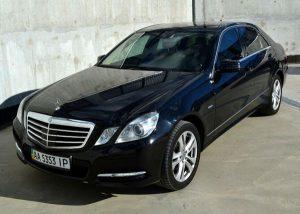 Mercedes W212 NEW заказать киев
