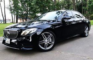 Mercedes W213 E300 прокат аренда авто с водителем бизнес класса