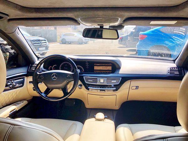 Vip-авто Mercedes-Benz S63 AMG 4MATIC на свадьбу киев