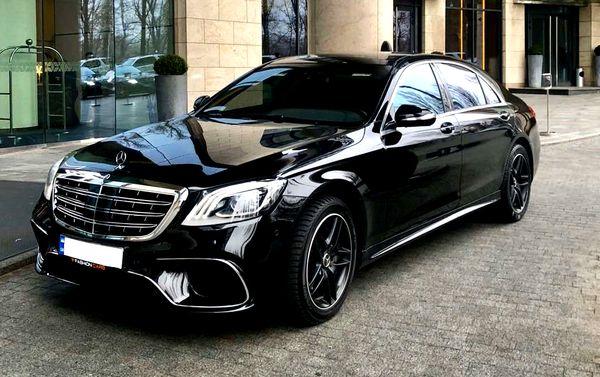 Mercedes-Benz S550 AMG 4MATIC W222 Restyling прокат
