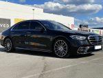 Аренда Mercedes-Benz W223 S-Class заказать Vip авто с водителем