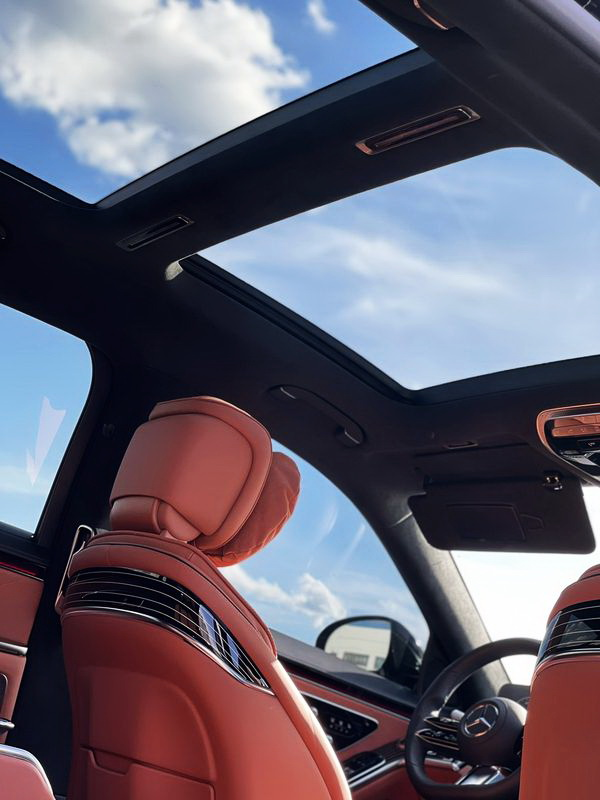 Mercedes-Benz W223 S-Class заказать в аренду