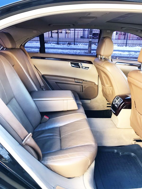 Mercedes W221 S550Long заказать на прокат