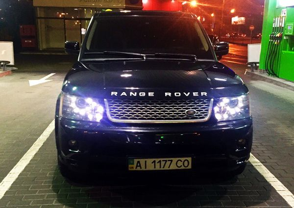 Range Rover Sport прокат аренда