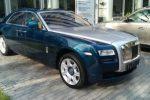 Аренда VIP авто Rolls Royce Ghost Киев цена