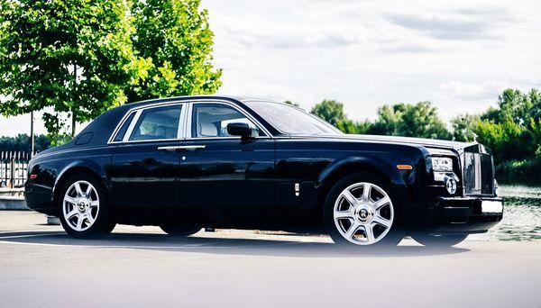 Rolls Royce Phantom прокат аренда вип авто
