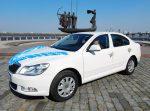 Аренда прокат авто Skoda Octavia A5 белая Киев цена