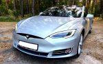 Аренда Tesla Model S90d авто бизнес класса Киев цена
