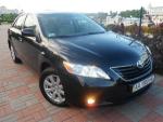 Аренда Toyota Camry V40 черная авто бизнес класса Киев цена