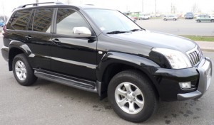 Toyota Land Cruiser 120 Prado джип