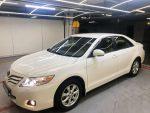 Аренда Toyota Camry V40 белая авто бизнес класса Киев цена